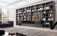 Tv Bookshelves Unit