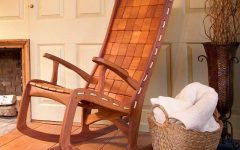 Unique Outdoor Rocking Chairs