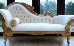 Victorian Chaise Lounge Chairs