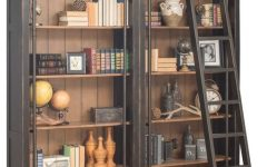 Wall Library Bookcases