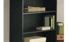 Black Bookcases Walmart