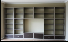 Bookcases With Tv Space