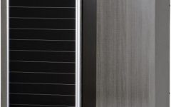 Black Wood Wardrobes
