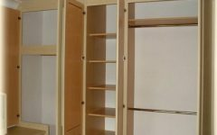 Wardrobes with Double Hanging Rail
