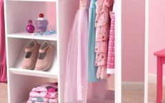 Childrens Pink Wardrobes