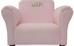 Personalized Kids Chairs And Sofas