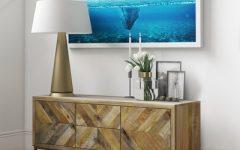 """Strock 70"""" Wide Mango Wood Sideboards"""