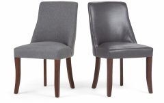Walden Upholstered Arm Chairs