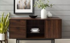 """Ismay 56"""" Wide 3 Drawer Sideboards"""