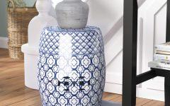 Aloysius Ceramic Garden Stools