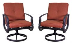 Aspen Swivel Chairs