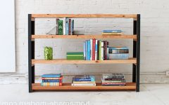 Homemade Bookcases