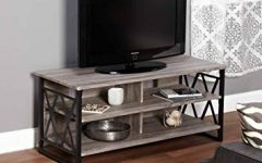 Open Shelf Tv Stands