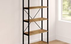 Parthenia Etagere Bookcases