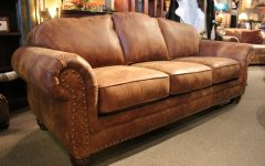 Andrew Leather Sofa Chairs