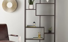 Ervin Geometric Bookcases