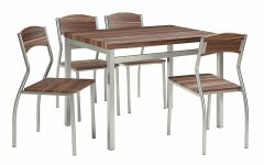 Kaelin 5 Piece Dining Sets