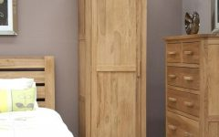 Small Single Wardrobes