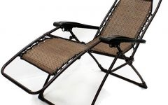 Zero Gravity Chaise Lounge Chairs